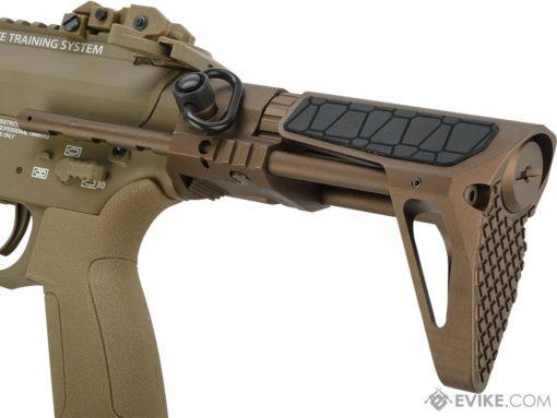 RIFLE AIRSOFT G&P AEG THOR RAPID ELECTRIC GUN TAN