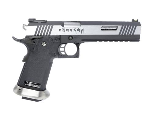 Pistola Airosft WE GBB Hicapa-Ser 6 T-Rex