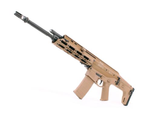 Rifle Airsfoft WE AEG MSK Masada TAN