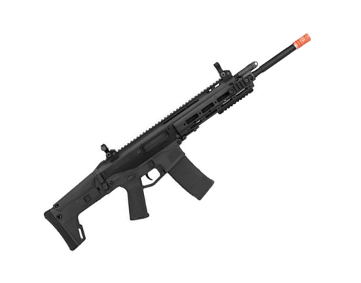RIFLE AIRSOFT WE AEG MSK MASADA - PRETO