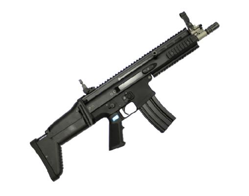 Rifle Airsoft WE SCAR-L CQB