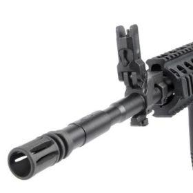 RIFLE AIRSOFT KING ARMS M4 TWS RAS ULTRA GRADE - PRETO