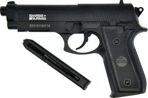 Pistola Cybergun Swiss Arms SA PT92 - Chumbinho