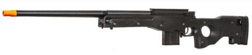 RIFLE SNIPER AIRSOFT G&G 6MM SPRING SPR-960 - PRETO