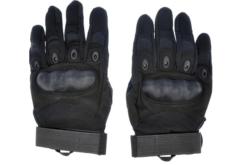Luva Airsoft Emerson Gear W/Finger Preta