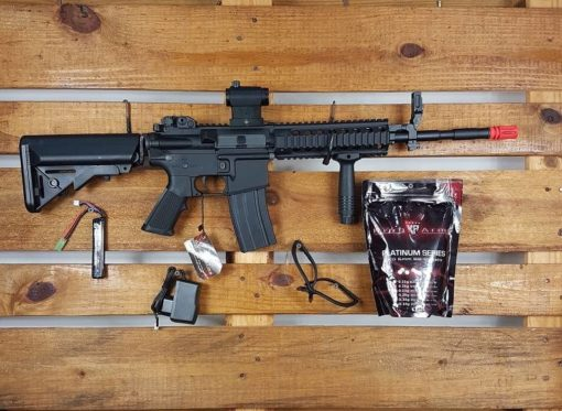 Mega Combo Rifle Airsoft M4A1