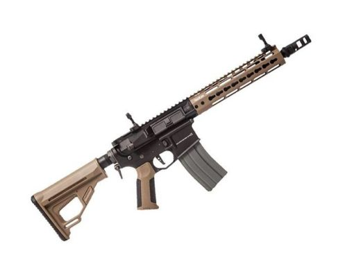 Rifle Airsoft Ares Amoeba Octarms M4 KM10 Tan