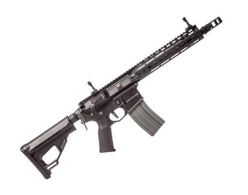 Rifle Airsoft Ares Amoeba Octarms M4 KM10 Preto