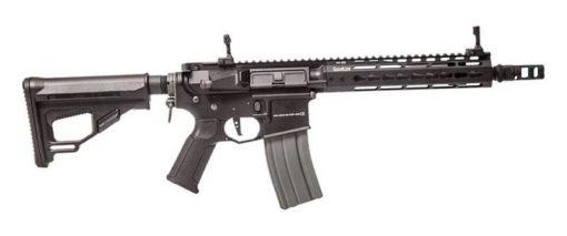 Rifle Airsoft Ares Amoeba Octarms M4 KM10 Preto