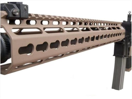 RIFLE AIRSOFT ARES AMOEBA OCTARMS M4 KM15 - TAN