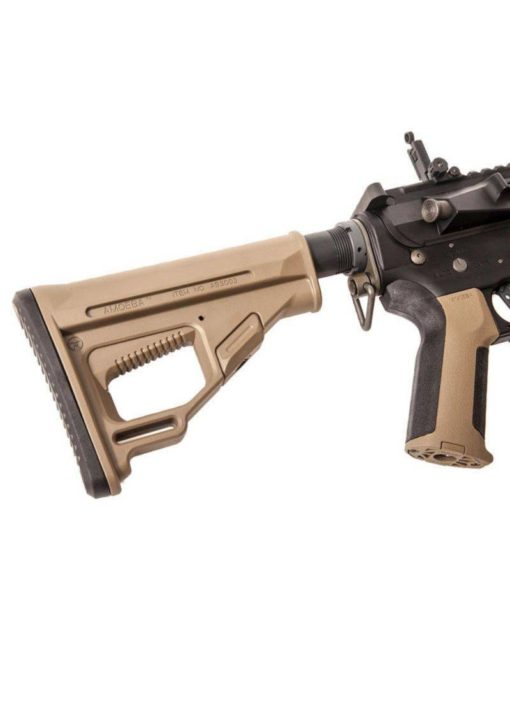 RIFLE AIRSOFT ARES AMOEBA OCTARMS M4 KM10 - TAN
