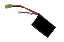 Bateria Lipo Airsoft 7.4V 1300mAh 20C