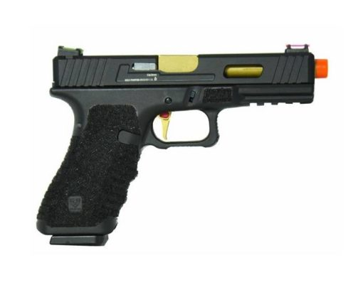 Pistola Airsoft APS Gold Phanton Duo Power