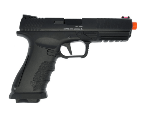 Pistola Airsoft APS Shark 6MM CO2