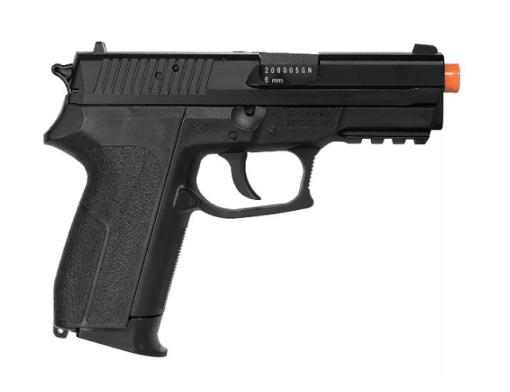 Pistola Chumbinho KWC P226 CO2 4,5MM