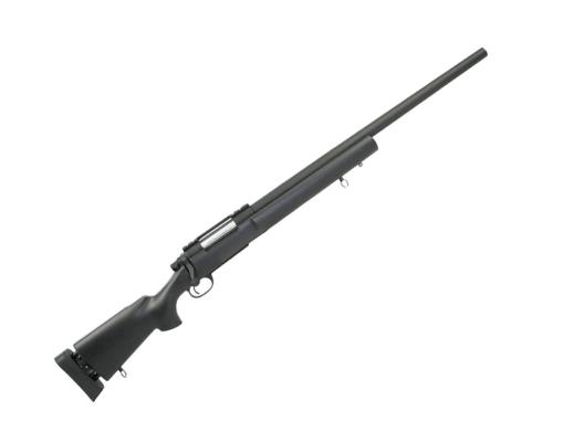Rifle Sniper Airsoft M24 Snow Wolf Preto