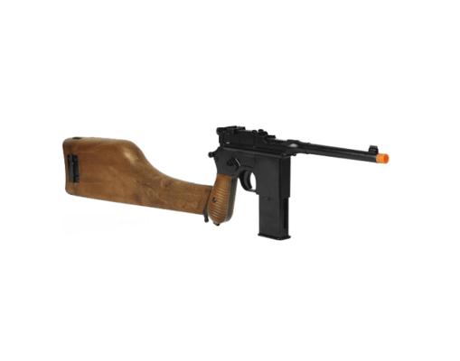 Pistola Airsoft GBB WE M712 Carbine