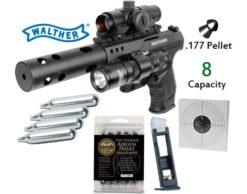 Pistola de Chumbinho Walther Night Hawk