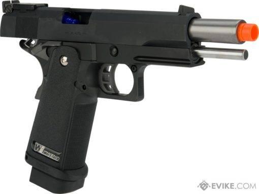 arma de airsoft pistola