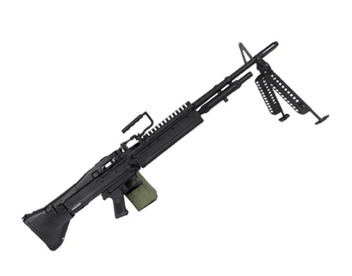 M60 Metralhadora Airsoft Eletrica A&K M60 AEG