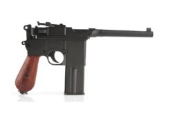 Pistola Airsoft GBB KWC M712