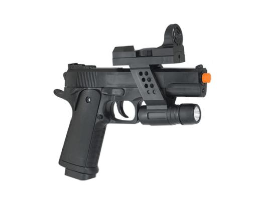 pistola de airsoft barata