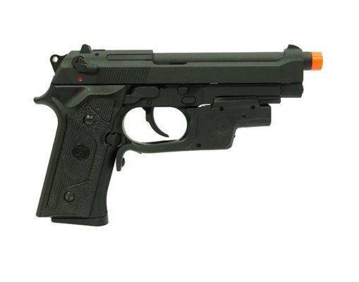 Pistola Airsoft KJW GBB