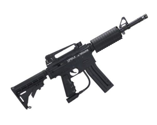 Spyder Paintball Rifle Spyder MRX Elite Edition - Preto | Airsofts Brasil