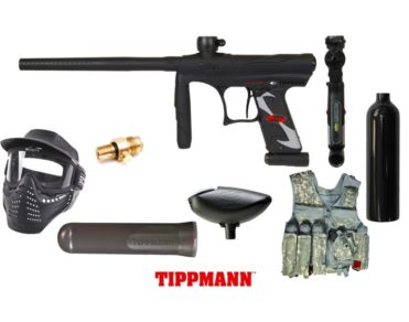 Tippmann Crossover Paintball - KIT