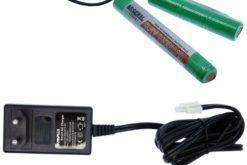 Kit Bateria e Carregador Airsoft NIMH 8.4v