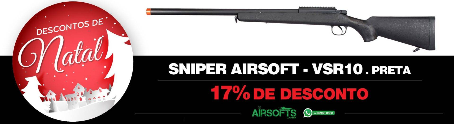 sniper airsofts