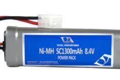 Bateria Airsoft CLASSIC ARMY 1300mah 8.4V Ni-Mh OP159