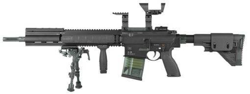 DMR AIRSOFT VFC AEG G28 DX VF1-LG28-BK02