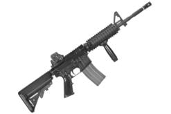 Rifle Airsoft Colt M4 Ris