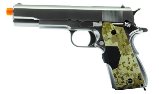 COLT 45 1911 G2 PISTOLA AIRSOFT WE GBB GRIP