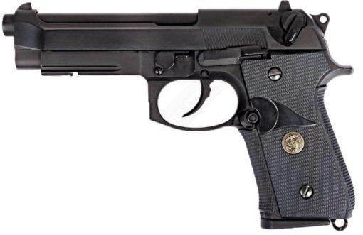 PISTOLA AIRSOFT WE GBB M92-SER M9A1 USMC