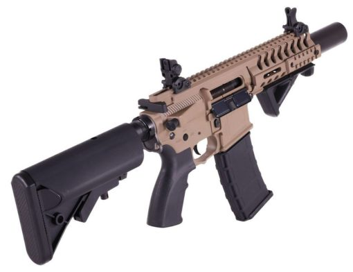LONEX AIRSOFT RIFLE L4-CS 6 AEG 6mm - Dual Tone