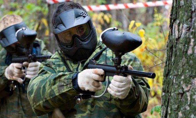 Pistola de Ar Comprimido - 2