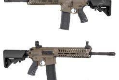 LONEX M4 RIFLE AIRSOFT AEG L4-14.5 RECOIL