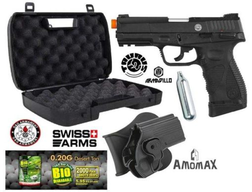Airsoft Taurus Kit 24/7 G2 Co2