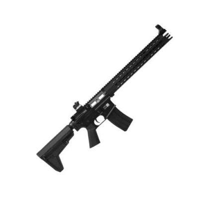 AEG RIFLE AIRSOFT BOLT B4 KEYMOD COBRA - Preto