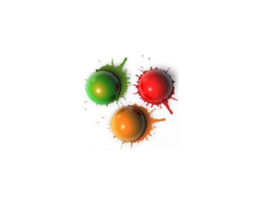 Bolas Paintball