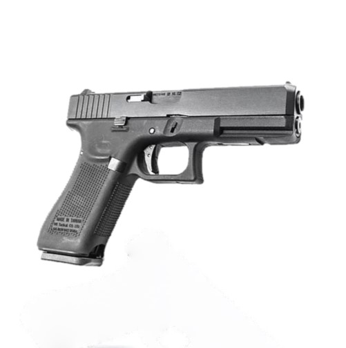 GLOCK G17 AIRSOFT PISTOLA GEN5 WE GBB