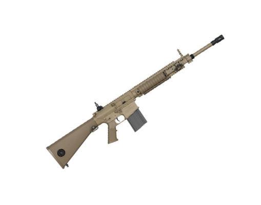 ARES M110 Sass SNIPER SR25 Rifle Airsoft Aeg - Tan