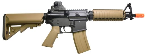 RIFLE AIRSOFT CYBERGUN AEG COLT  M4 CQB