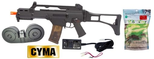 G36C AIRSOFT RIFLE CYMA CM003 - KIT