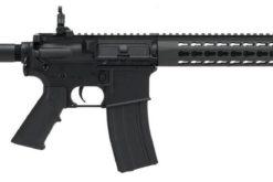 Airsoft Cybergun Rifle Colt M4A1 AEG Keymod - Preto