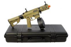 Aeg Ares M45X-S Rifle Airsoft - Desert