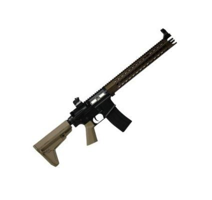 AEG M4 Rifle Airsoft BOLT B4 COBRA - Dual Tone