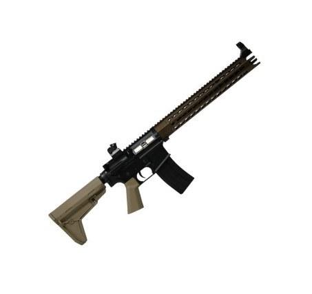 AEG M4 Rifle Airsoft BOLT B4 COBRA - Dual Tone